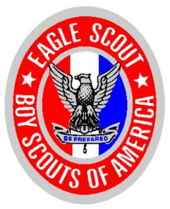 Eagle Scout image logo