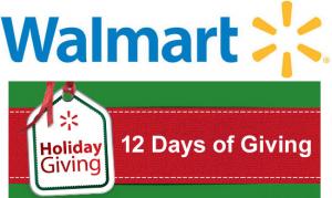 12 days of giving logo